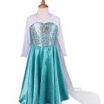 Frozen Inspired Elsa Costume – $13.80 on Amazon!