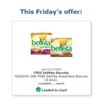 Kroger Freebie Friday: Belvita Breakfast Biscuits