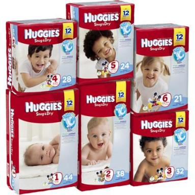 Huggies Jumbo Pack coupon
