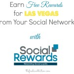 Social Rewards – Earn Free Rewards for Las Vegas from Your Social Networks