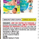 Make Ice Packs Out of Pampers Diapers & Save!