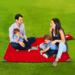 The perfect blanket for your outdoor activities!