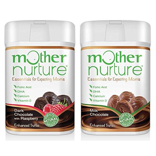 mother nurture chocolate truffle