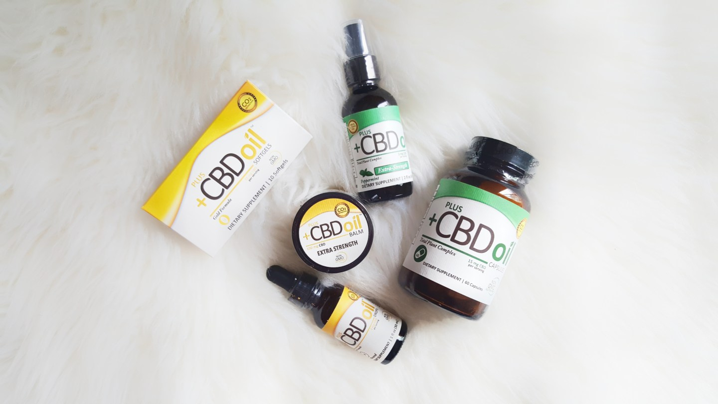 Why You Should Be Using PlusCBD Oil