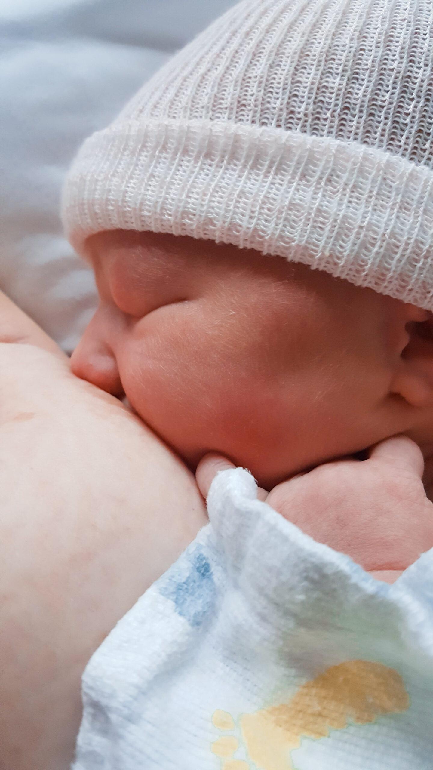 World Breastfeeding Week: My Breastfeeding Journey Is Ending