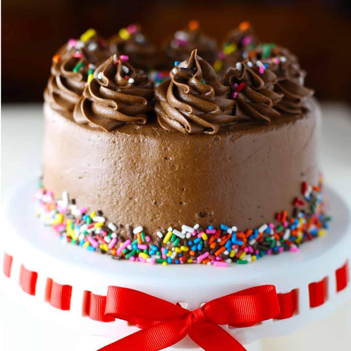 Best Gluten Free Dairy Free Chocolate Cake