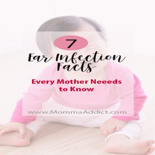 Dr.Momma shares 7 ear infection facts that parents will find useful when discussing their child's problem with their physician.