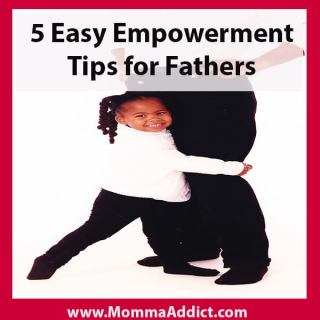 Dr. Momma discusses the importance of father empowerment to encourage early and frequent involvement in the care of children