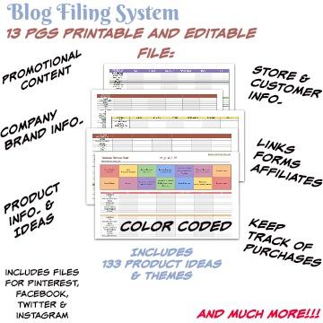 Blog File System Promotional Image