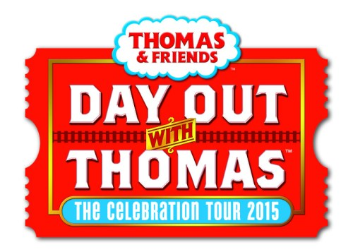Day Out With Thomas Tour 2015