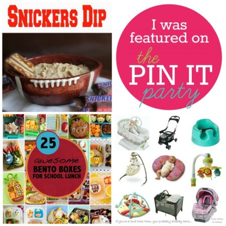 Pin It Party Week 67