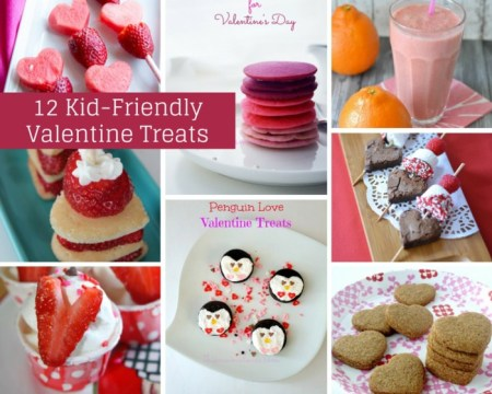 kid friendly valentine snacks