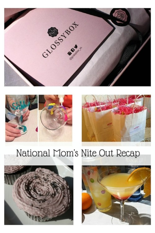 National Mom's Nite Out Party Recap