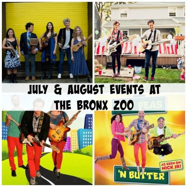 Bronx Zoo Events