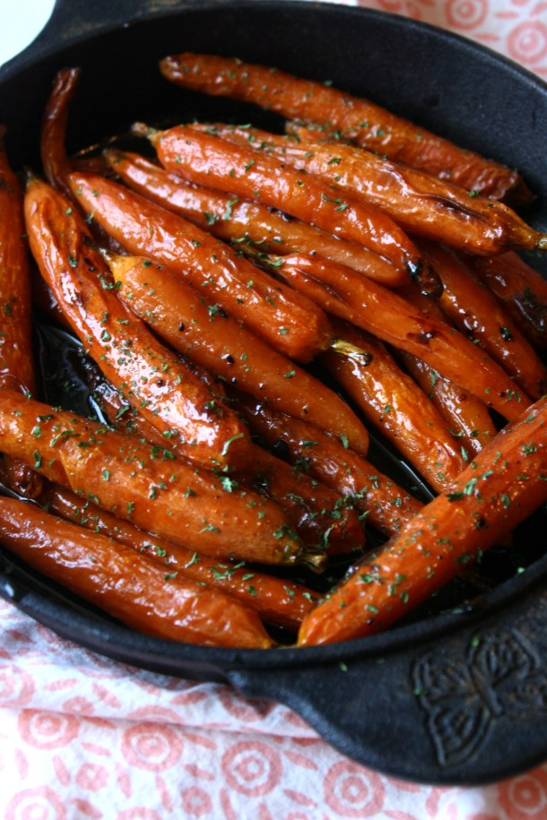 Brown Sugar Baked Carrots Momma Lew