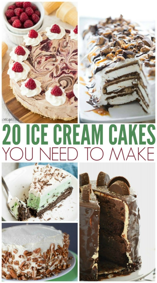 20 Ice Cream Cakes You Need To Make Momma Lew