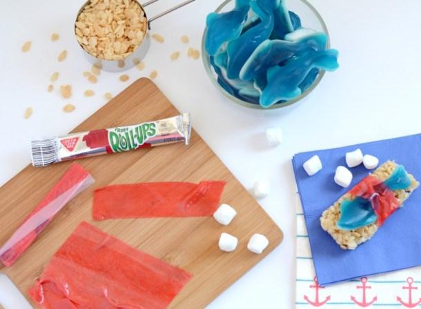 how-to-make-shark-sushi