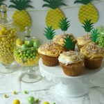 How to Create a Pineapple Themed Dessert Bar