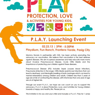 P.L.A.Y. Protection, Love, & Activities for Young Kids,