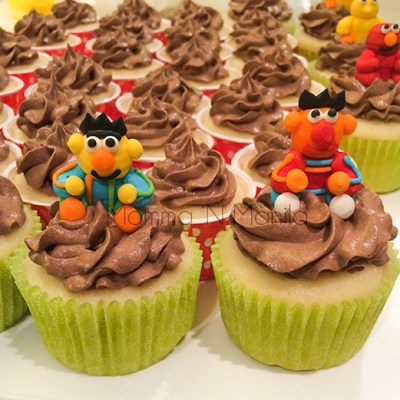 DIY Sesame Street Birthday Party