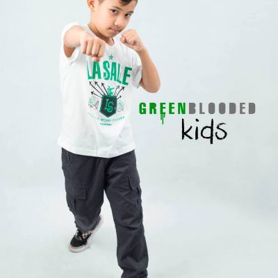 Green Blooded Tees Giveaway