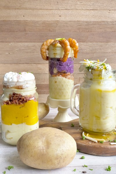 US Potato Power Parfaits