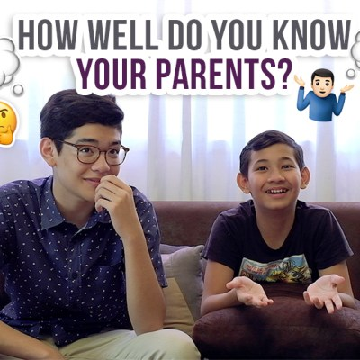 #TeamGellibean S02 E08: How Well Do You Know Your Parents