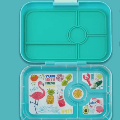Tea Time with Gelli S01E06: Yumbox Giveaway