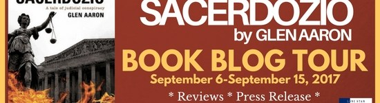 Book Tour: The Curse Of Sacerdozio