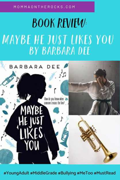 Book cover for Maybe He Just Likes You by Barbara Dee