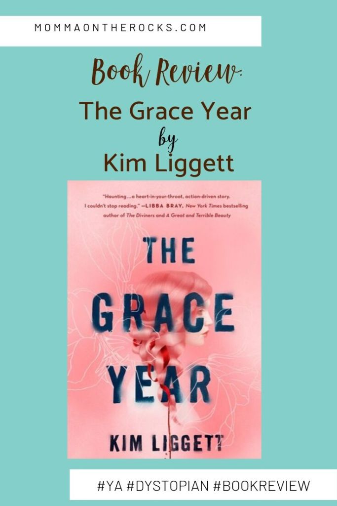 Book review of The Grace Year by Kim Liggett - a gripping, unique, brutal dystopian young adult novel. #youngadult #dystopian #sciencefiction #thriller #greatread
