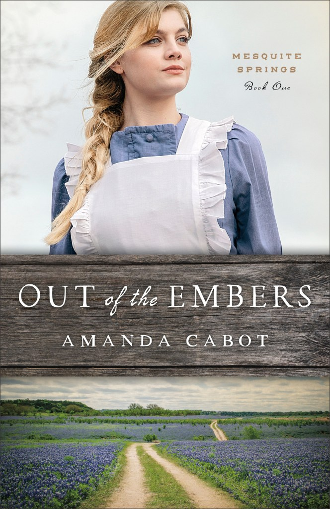 Cover Image for Out of the Embers