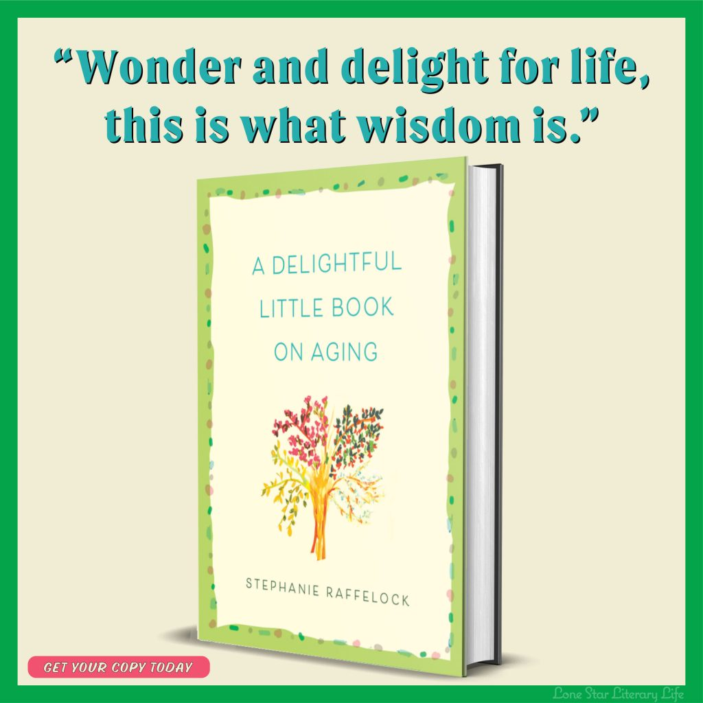 graphic for a Delightful Little Book On Aging