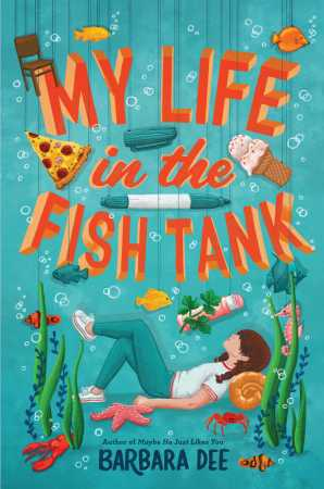 Cover image of My Life in the Fish Tank