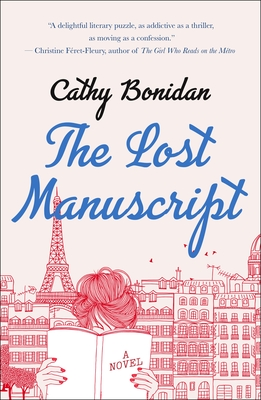 The Lost Manuscript by Cathy Bonidan – A Book Review