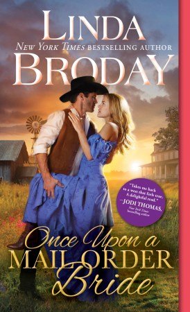 Book cover image for Once Upon a Mail Order Bride