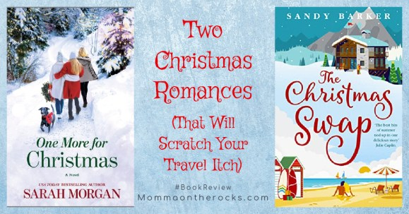 Cover image for post about two christmas romances travel