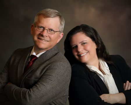 image of Ely Air Lines Authors, Mike Ely and Linda Street-Ely