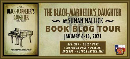 Blog Banner for the Black-Marketer's Daughter