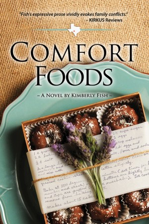 Book cover image for Comfort Foods by Kimberly Fish