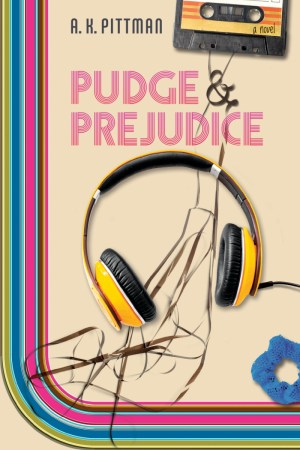Book cover image of A.K. Pittman's Pudge and Prejudice