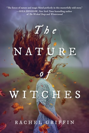 cover image for The Nature of Witches