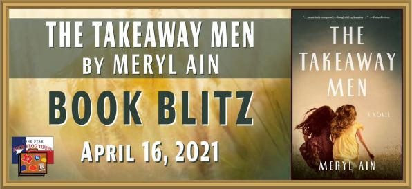 Blog tour banner for The Takeaway Men