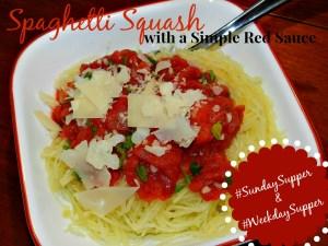 Spagh Squash w a simple sauce2