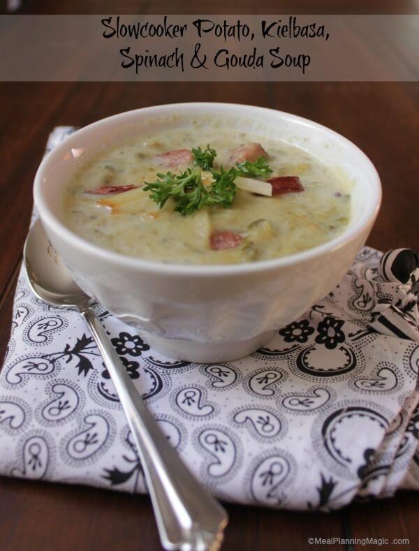 Slowcooker-potato-spinach-kielbasa-gouda-soup-words