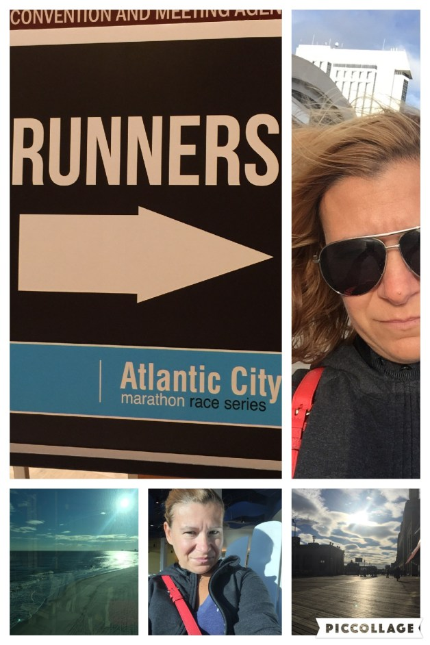 AmeriHealth NJ Atlantic City Half Marathon recap. Newbie half marathoner runs and reviews this race! mommatogo.com