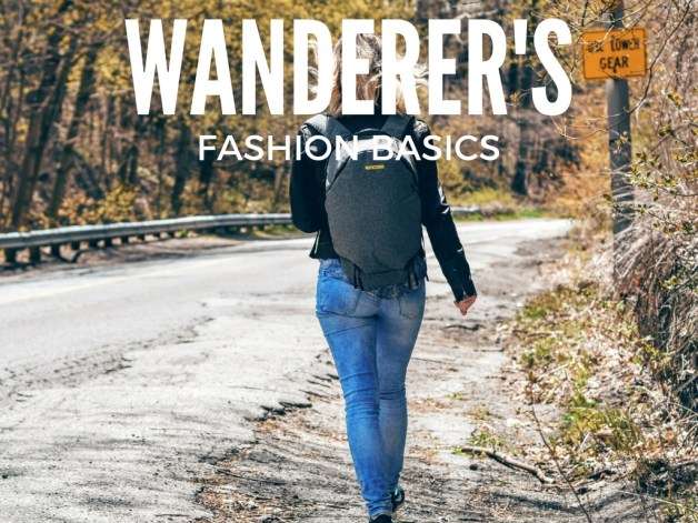 Wanderer's Fashion Basics: A weekend away, beach essentials, festival wear, Guest Post on mommatogo.com