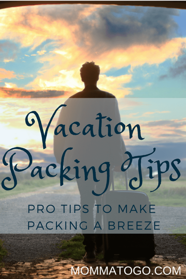 My best vacation packing tips to help you pack for your next vacation! Vacation Packing | Packing Tips | Packing Tips for Vacation | Packing Lists | Packing Hacks | Packing for a Family Trip | Family Travel | Family Vacation