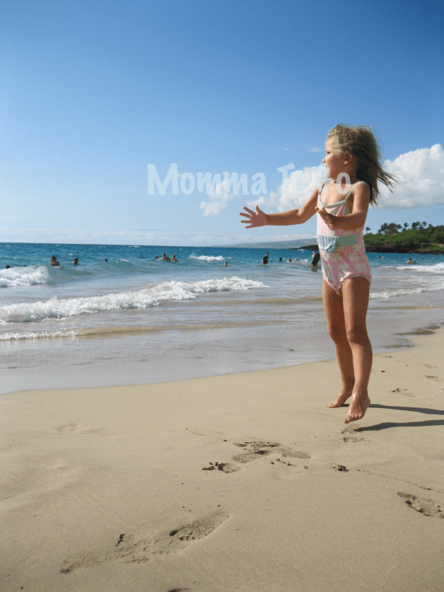 The best beaches on the Big Island of Hawaii. http://www.mommatogo.com