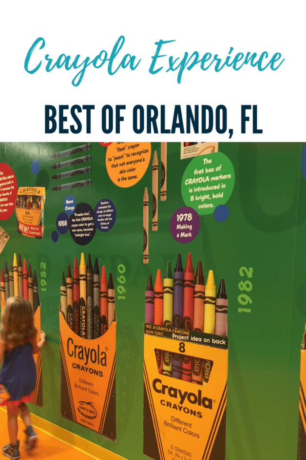 Orlando Crayola Experience | The best of Orlando Florida | Things to do in Orlando Florida | Florida Vacation Planning | Florida Family Travel | Orlando Florida with Toddlers | Orlando Florida with Kids | Orlando Florida with preschoolers | Indoor Activities Florida | Florida Activities with Kids #Florida #Orlando #Crayola